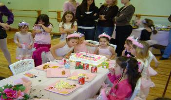 Princess Party Theme